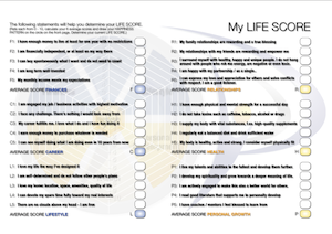 WORKSHEETS   The Happiness Circle